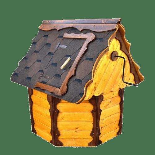 Недорогие домики для колодца в Рузском районе